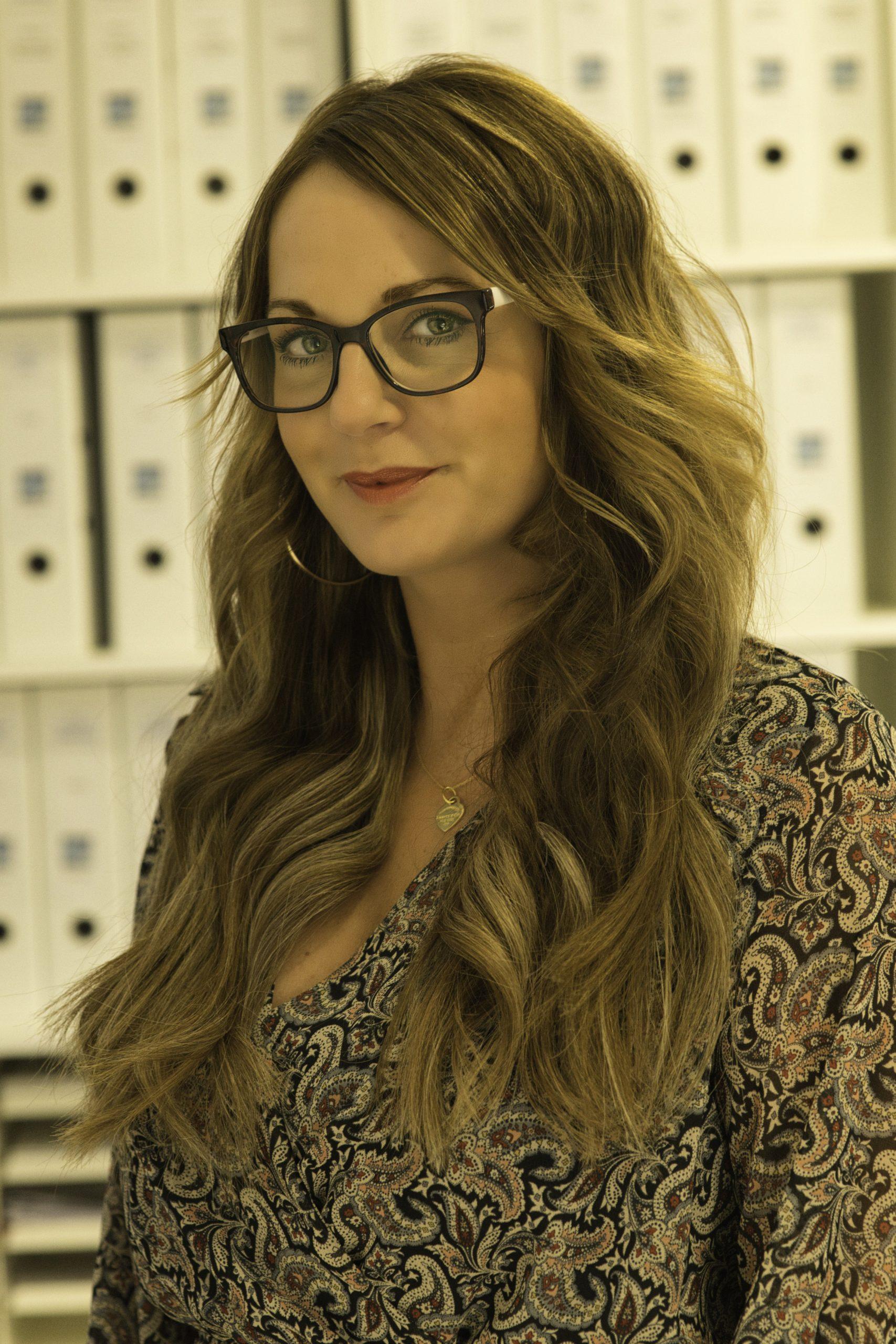 Tanja Oppermann (Office Managerin)